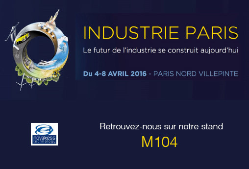 Salon Paris Industrie 2016