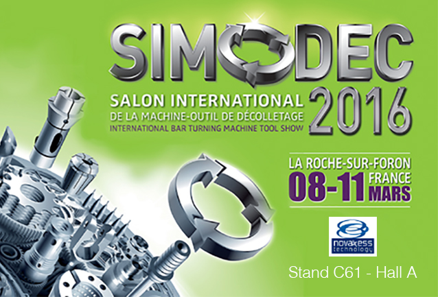 Salon SIMODEC 2016