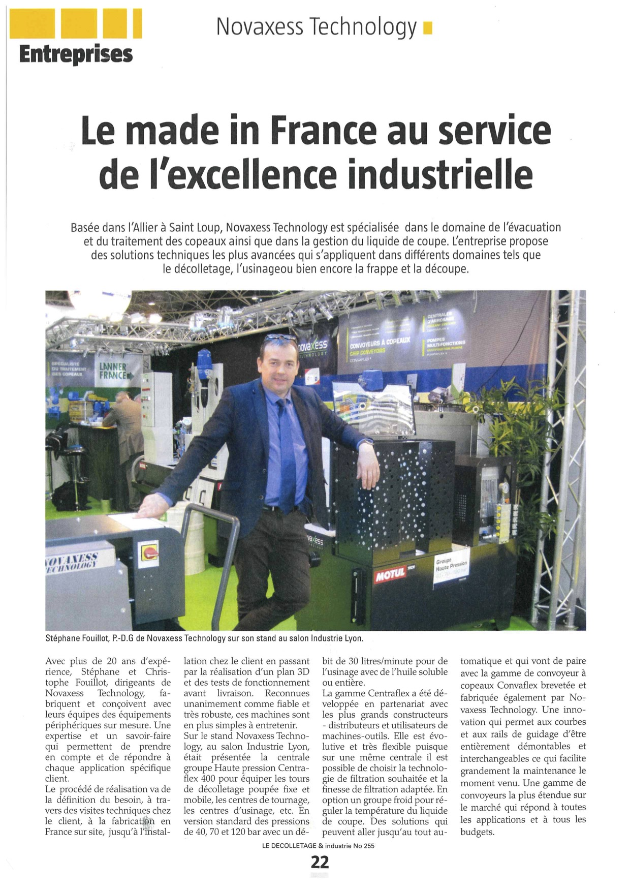article-decolletage-industrie
